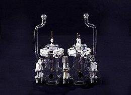 P61-45 High airtight double chamber three electrode reactor