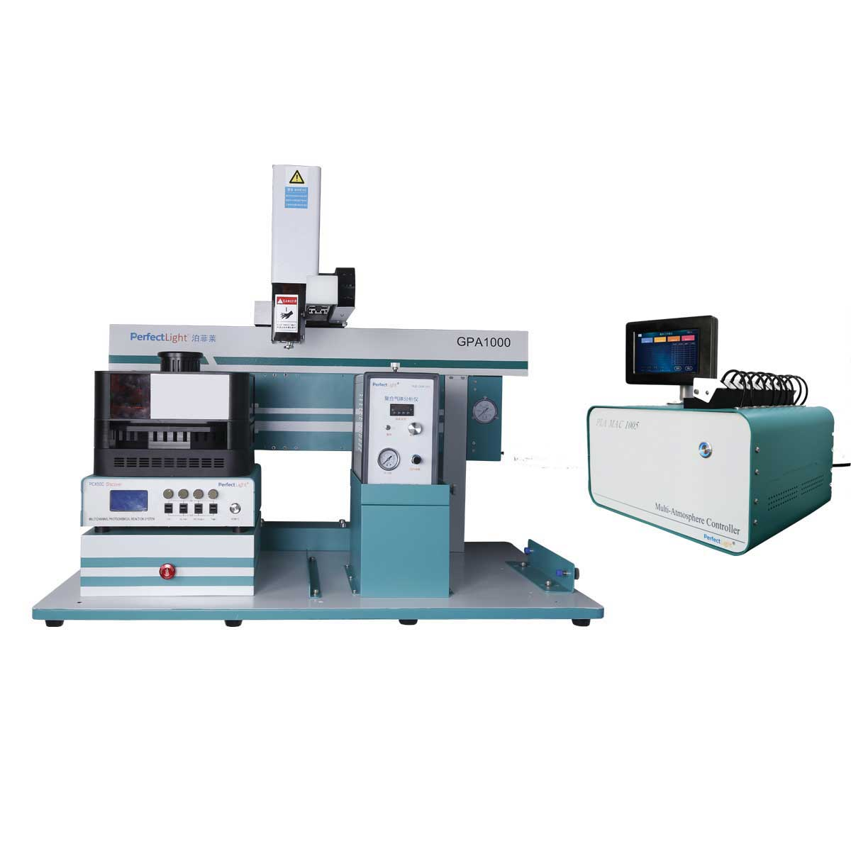 MCP-WS1000 Photochemical workstation